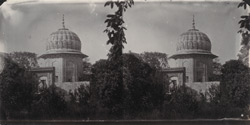 Tomb of Sirdar Huree Singh, C in Chief, Seikh army, in the Baraduree garden, Goojranwala